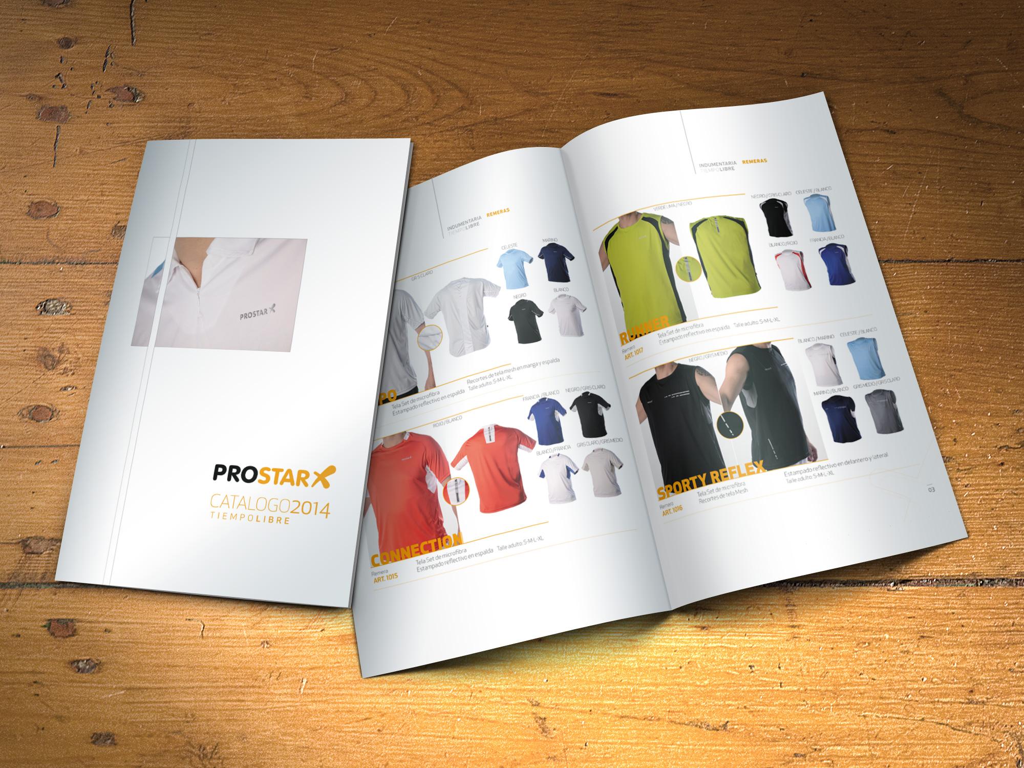 Nuevo Catálogo 2014 PROSTAR Tiempo Libre